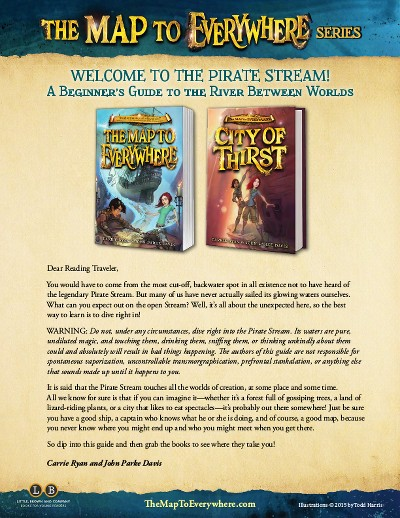 Welcome to the Pirate Stream